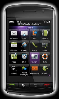 Temas blackberry Storm, Smart Berries - temas-blackberry-gratis