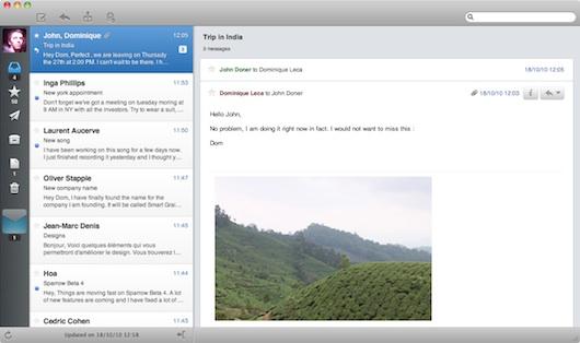 Sparrow, una nueva forma de checar el Mail en Mac - Sparrow-for-Mac