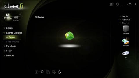Acer Clear.fi, una nueva forma de compartir multimedia - clearfi