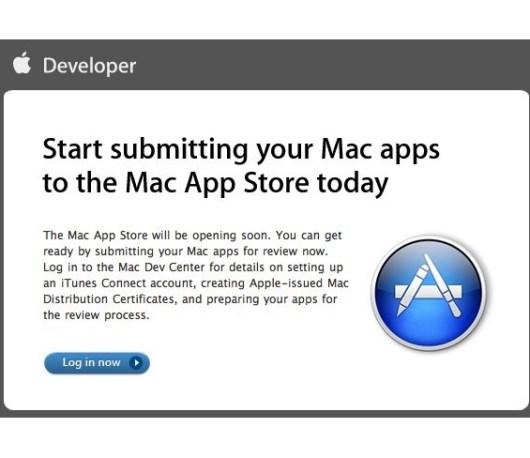 Apple acepta el envío de aplicaciones para la Mac App Store - envio_macappstore