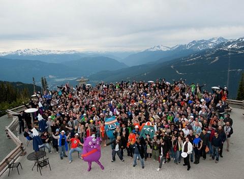 6to Aniversario de Firefox - mozilla-summit-2010