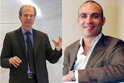 Nombrados doctores 'honoris causa' para el MIT y Google - nicholas-negroponte-bernardo-hernandez