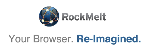 RockMelt, el nuevo navegador social apoyado por Netscape - rockmelt