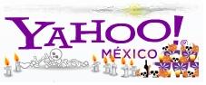 Yahoo! México también celebra día de muertos - yahoo-mexico-dia-de-muertos