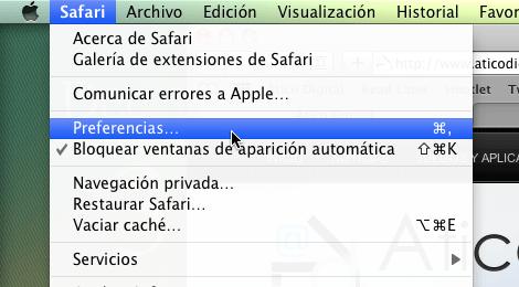 Cambiar navegador predeterminado mac 1 Cómo cambiar el navegador predeterminado en Mac