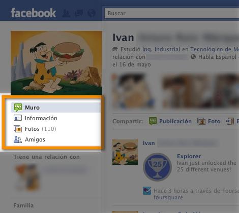 Nuevo perfil facebook Como activar el nuevo perfil de Facebook