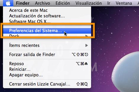 Como configurar programas de arranque en Mac - Preferencias-del-sistema-Mac
