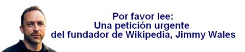 El llamado a donar por Wikipedia este 2010 - donaciones-wikipedia