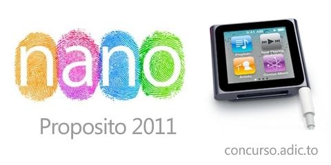 nanoproposito 2011 WebAdictos les desea un feliz año nuevo 2011