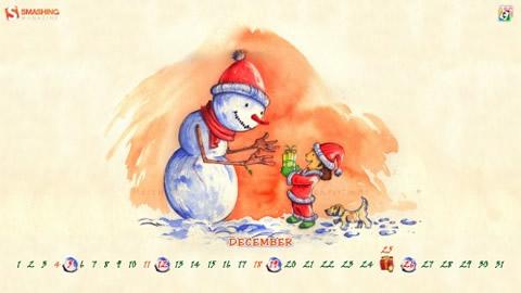 Fondos Diciembre y Navidad 2010 - wallpapers-navidad