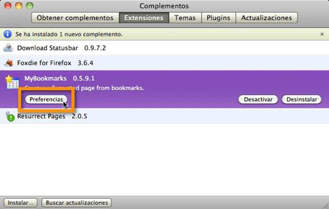 Crear una página personalizada de Marcadores en Firefox - 2011-01-18_23-55-11