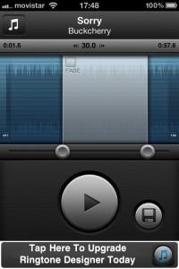 Hacer un tono para el iphone3 200x300 Cómo hacer tonos para iPhone de tu música