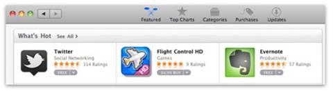 Evernote para Mac disponible en la Mac App Store - evernote-mac-app-store