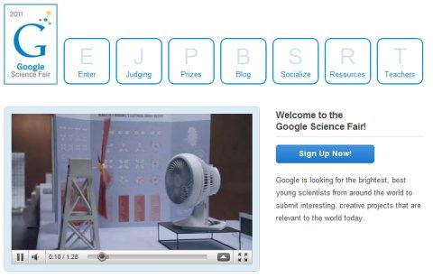 Feria Mundial de Ciencias de Google - feria-ciencias-google