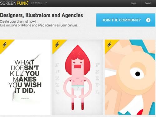 Wallpapers para iPad y iPhone en ScreenFunk - fondos-ipad-iphone