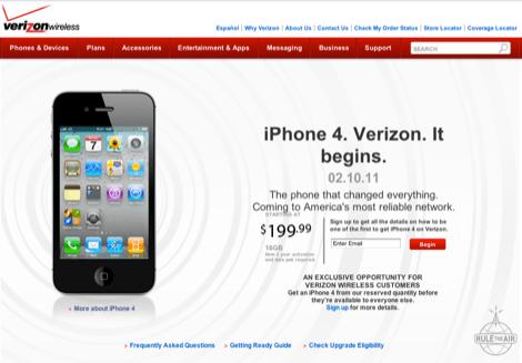 iPhone ahora también en Verizon - iphone-verizon