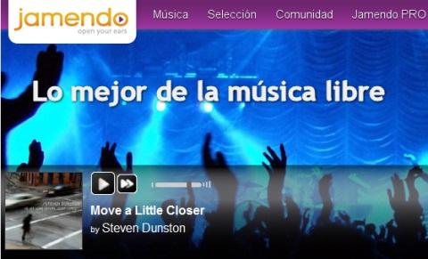 Jamendo, porque la música puede ser libre - jamendo-musica-libre-gratis
