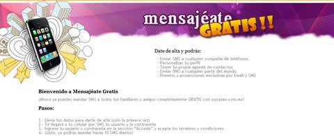 Mensajes a celular gratis, yucatan.com.mx - mensajes-telcel-gratis