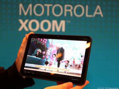 Motorola Xoom Tablet, CES 2011 - motorola-xoom-tablet-ces-2011