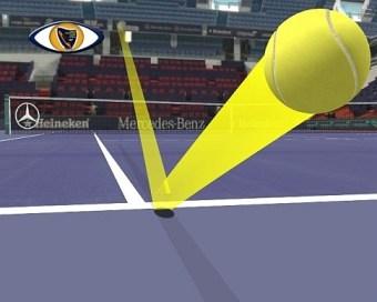 ¿Cómo funciona el Ojo de Halcón en el Tenis? - ojo-de-halcon-nuevo