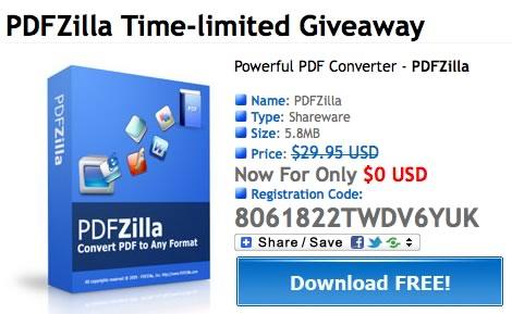 pdfzilla gratis PDF a word con PDFZilla gratis por tiempo limitado
