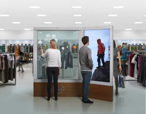 Intel presenta la tienda del futuro - tienda-futuro