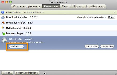 Haz que Firefox utilice múltiples filas para las pestañas - 2011-02-26_15-41-01