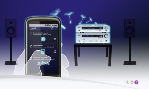 Skifta permite conectividad DLNA a cualquier dispositivo Android - Skifta