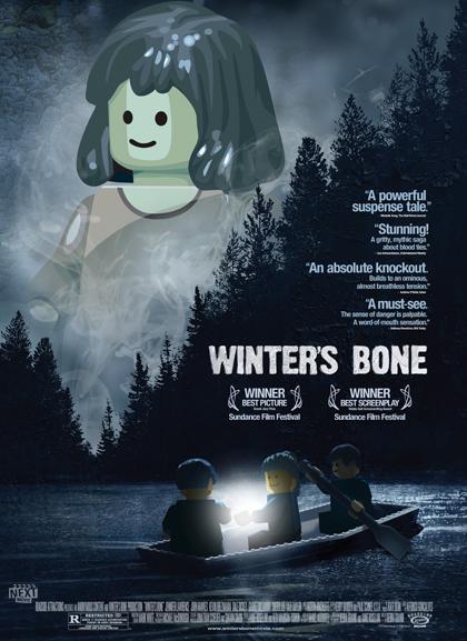 Winters Bone 2 Las nominadas al Oscar versión Lego