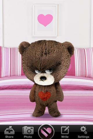 bitter valentines teddy iphone Amargo San Valentin con Bitter Valentines Teddy para iPhone