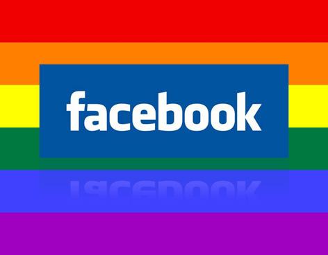 facebook gay 180211 Facebook añade nuevas opciones a estados sentimentales