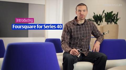 foursquare nokia series 40 Foursquare para Nokia Series 40