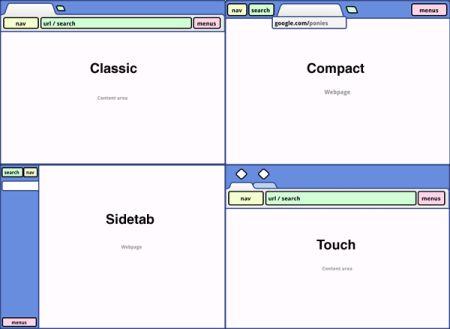 Google podría quitar barra de direcciones en próximas versiones - googlechromenav2