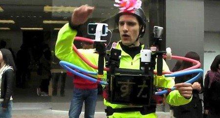 Un corredor transmitirá la maratón de Tokio cargando cámaras - iRun