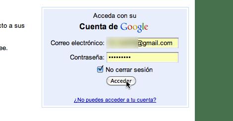 ingresar cuenta de google Convierte las nuevas pestañas de Chrome en una lista de tareas