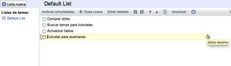 lista de tareas Convierte las nuevas pestañas de Chrome en una lista de tareas