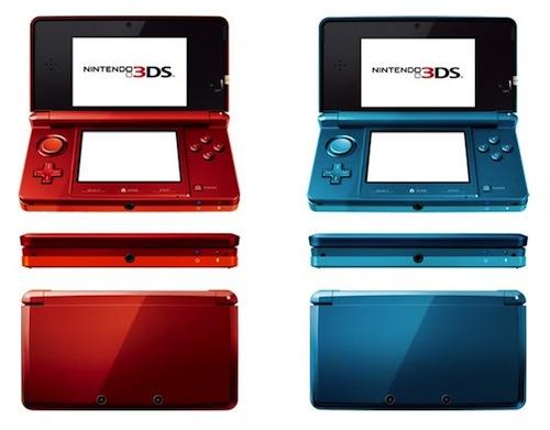 Nintendo da a conocer los títulos que saldrán junto al 3DS
