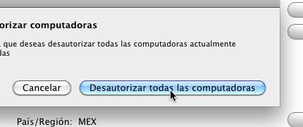 Como retirar autorización a tus ordenadores de tu cuenta de iTunes - retirar-autorizacion-itunes-tienda-4