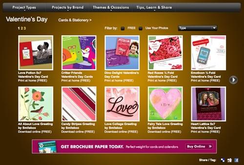 tarjetas amor imprimir Tarjetas de San Valentín para imprimir y otros recursos