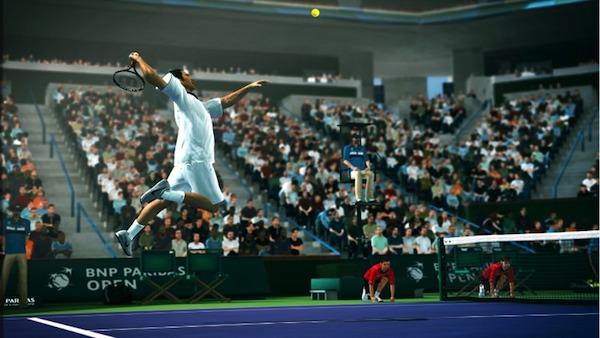 Top Spin 4 con las leyendas del tenis muy pronto a la venta - top-spin-4-sampras