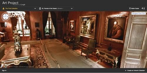 Google Art Project, visitas virtuales a museos del mundo - tour-virtual-museos