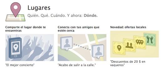 Facebook Places es activado en más países incluído México - Facebook-places2