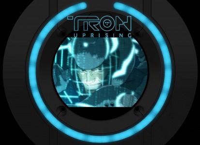 Tron Uprising, la serie animada de Tron - TronUprisinglogoArticle-413x300