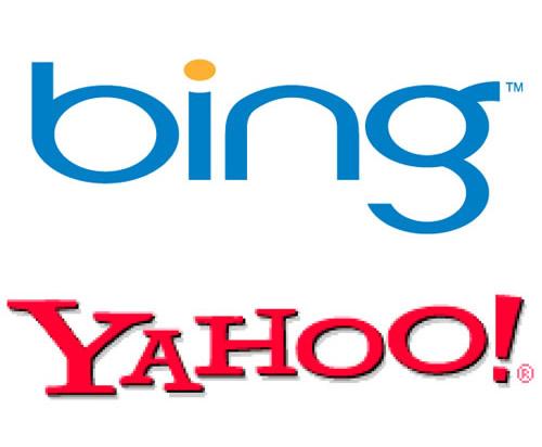 Al fin sucedió, Bing supera a Yahoo! - bing-Yahoo-np