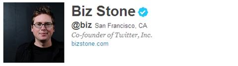 Quinto aniversario de Twitter - cofundador-twitter