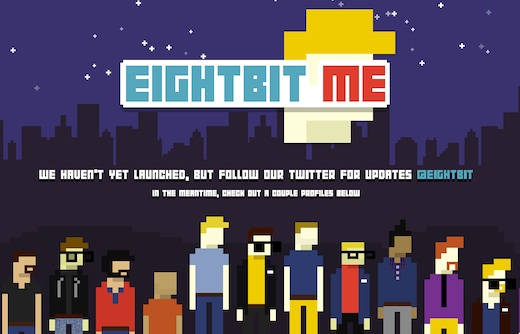 Crea tu avatar en 8 bits con EightBit.me - eightbit.me_