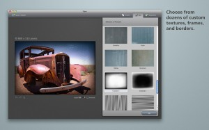 flare screenshot 300x187 Flare, una manera de hacer lucir increíbles tus fotografías en tu Mac