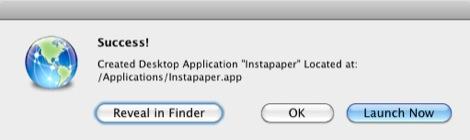 hacer app de una pag web 3 Cómo hacer una App para Mac de tus sitios preferidos de internet