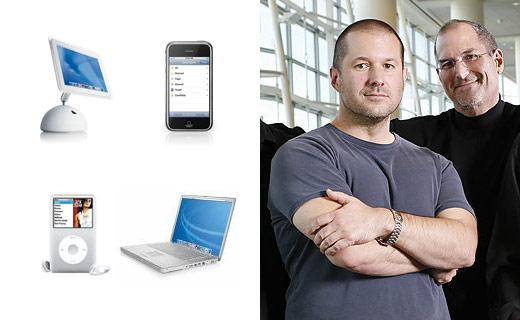Jonathan Ive, la cabeza del diseño industrial de Apple se queda en casa