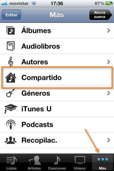 Como activar iTunes Home Sharing en tu iPod, iPhone o iPad - la-foto-3